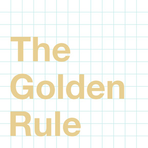 The Golden Rule – Anastazia Docherty
