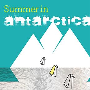 Summer in Antartica – Anna Doak