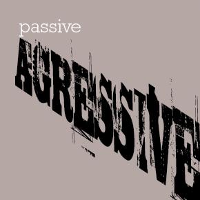 Passive Aggressive – Haro Lee