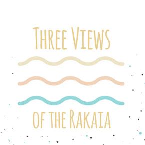 Three views of the Rakaia – Millie Hulme